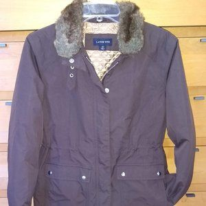 Lands' End coat